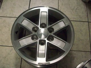 17 GMC Sierra Yukon Denali 1500 Factory Wheels Rims