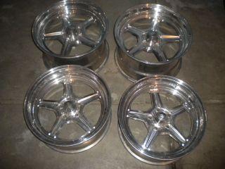 17 Billet Specialties Mopar Ford Hot Rod Wheels
