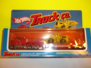 Hot Wheels Steering Constuction in Box