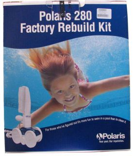 Polaris 280 Factory Pool Cleaner Rebuild Kit Complete A48 Free SHIP A