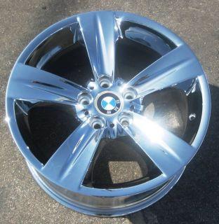 New 18 Factory BMW 323i 328i 330i 335i 325i Chrome Wheels Rims