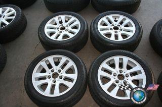 06 11 BMW 323 325 328 330 Factory 16 Wheels Tires Rims 59580 Run Flats