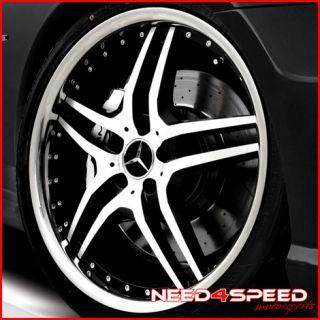 19 Mercedes Benz CLK320 CLK430 Roderick Rims Wheels