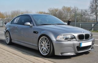 TIRES PACKAGES CSL STYLE SILVER RIM FIT BMW E46 E90 M3 325 328 335I