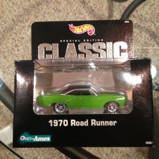 Hot Wheels Ames Exclusive 1970 Road Runner