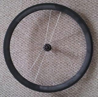Lightweight and Aero Carbon Fiber Clincher Wheels 700c