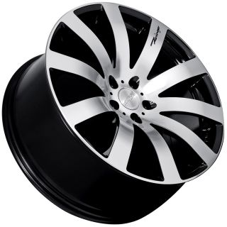 20 MRR HR4 Style Silver Wheels Rims Fit Nissan 350Z 370Z and Ford