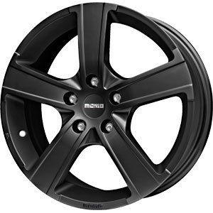New 15x6 5 5x112 Momo Winter Pro s Black Wheels Rims