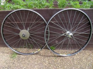 26 Mountain Bike Wheels Shimano FH MC18 GT Weinmann Zac 19 Parallax Q
