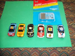 Life Like Tyco AFX Slot Car Lot