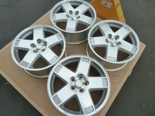 Dodge Charger Magnum 2247 AWD All Wheel Drive Wheels Rims Set