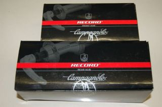 New Campagnolo Record Hub Set 32 Hole F R