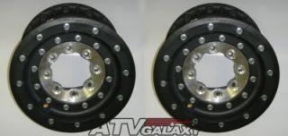 Hiper Tech 3 Rear Wheels Rims 10x9 10 450R 450ER YFZ450 Raptor 700 660