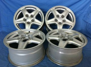 Camaro Z28 SS Pontiac Firebird Factory Stock 16 Wheels Rims