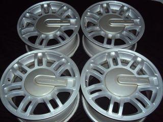 Set of Hummer H3 Wheels Original Factory Stock Rims OE GM Chevy