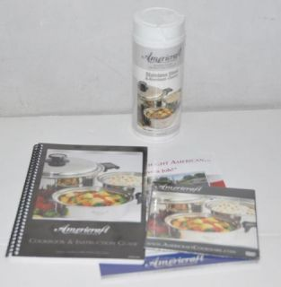 Americraft Kitchen Craft Cookware Set