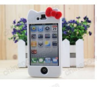 New Hello Kitty Cute Lovely hard Case Character Cover for Apple iPhone
