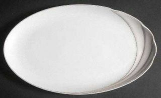 Hutschenreuther En Vogue 14 Oval Serving Platter, Fine China Dinnerware   Maxim