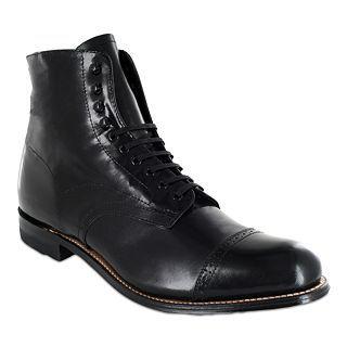 Stacy Adams Madison Mens Dress Boots, Black