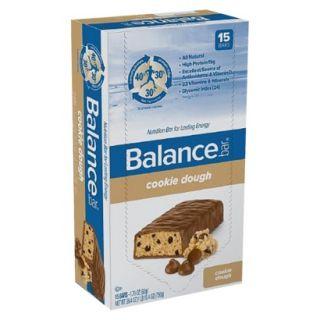 Balance Bar Cookie Dough Bars   15 Bars