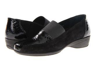 Helle Comfort Sarafina Womens Slip on Shoes (Black)