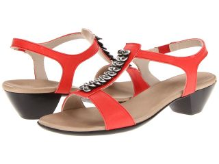 Munro American Bree Womens 1 2 inch heel Shoes (Orange)