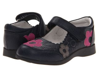 Nina Kids Chica Girls Shoes (Navy)