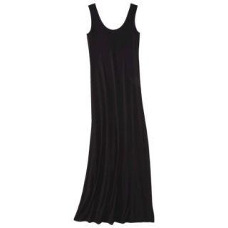 Merona Petites Sleeveless Maxi Dress   Black SP