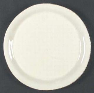 Vietri (Italy) Crema Dinner Plate, Fine China Dinnerware   Cream Body, Bubbled G