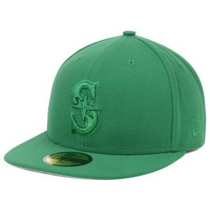 Seattle Mariners New Era MLB Pop Tonal 59FIFTY Cap