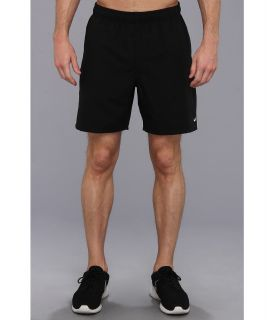 Nike Core Solid 7 Volley Short Mens Shorts (Black)
