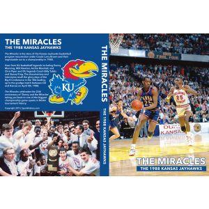 Kansas Jayhawks The Miracles 1988 DVD