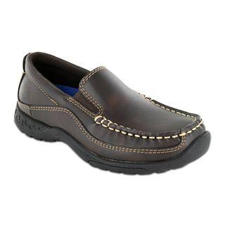Stacy Adams Porter Boys Dress Shoes, Brown, Boys