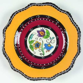 ... Tabletops Unlimited Kashmir Salad Plate Fine China Dinnerware Multicolor Band ... & Tabletops Unlimited Kashmir Dinner Plate Fine China Dinnerware ...