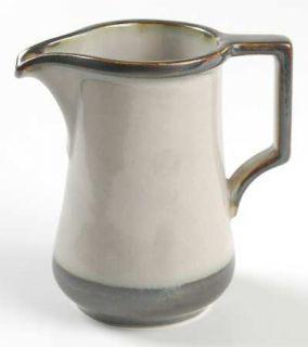 Bing & Grondahl Tema Creamer, Fine China Dinnerware   Stoneware, Bands Of Brown,