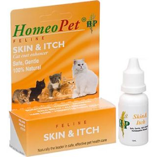 Feline Skin & Itch Natual Cat Coat Enhancer