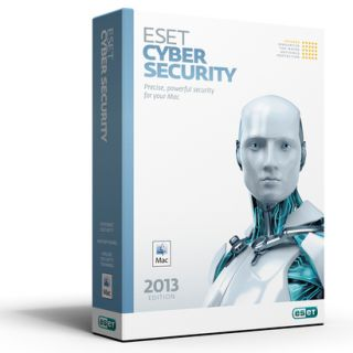 ESET Cyber Security 2013 Edition   (MAC Software)
