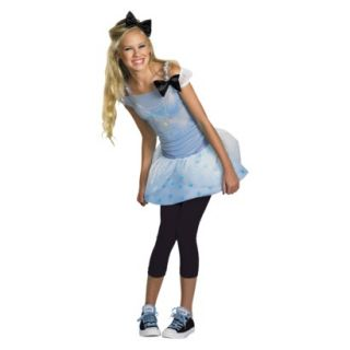Tween Girls Cinderella Costume