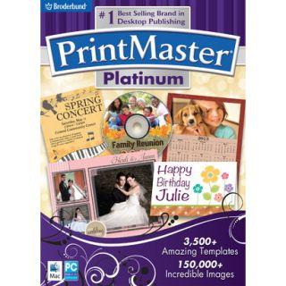 PrintMaster Platinum (PC & MAC Software)