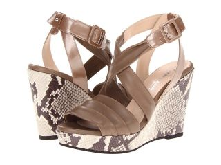 Aquatalia by Marvin K. Hailey Womens Sandals (Taupe)