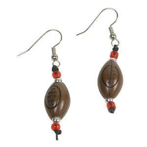 Ohio State Buckeyes BT Earrings