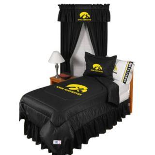 University of Iowa Hawkeyes Comforter   Full/Queen