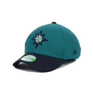 Seattle Mariners New Era MLB Kids Diamond Era 2 Tone 39THIRTY Cap