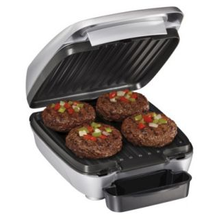 Hamilton Beach Removeable Plate Indoor Grill