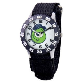Kids Disney Mike Wazowski Wristwatch   Black