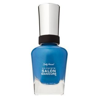 Sally Hansen Complete Salon Manicure   Calypso Blue
