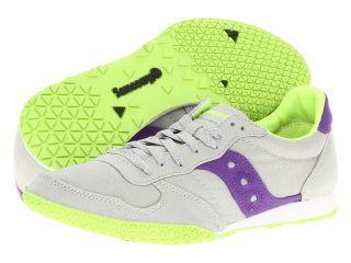Saucony Originals Bullet Vegan Womens Classic Shoes (Purple)