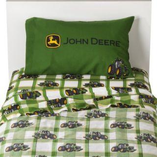 John Deere Sheet Set   Twin