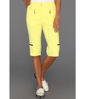 Jamie Sadock Amanda 24 in. Knee Capri Womens Capri (Yellow)