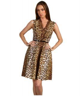 Kate Spade New York Roxanne Dress Womens Dress (Animal Print)